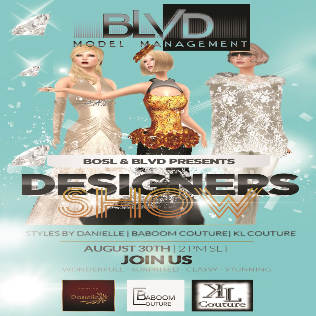 Designers' Show - BLVD Model Management @ Renaissance Galleria sim